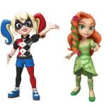 Funko Announces DC Super Hero Girls Rock Candy Vinyl Collectibles