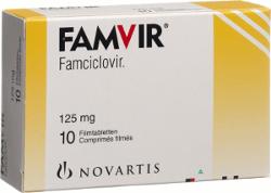 Famvir for Herpes