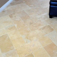 Travertine Tile on a Budget