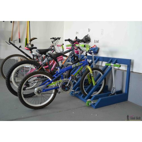 Medium Crop Of Garage Bike Rack