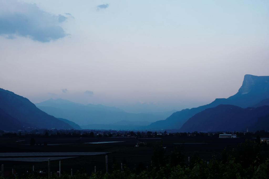 Berge bei Tscherms