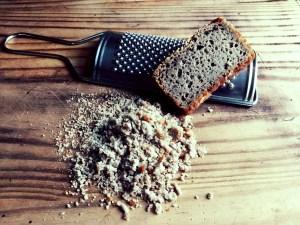 Foto: Van brood naar paneermeel