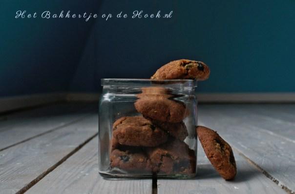 foto: Blueberry koekjes