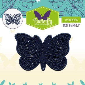 YCD10066 - Yvonne Creations - Butterfly - Butterfly 2.indd