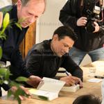 Jari Litmanen signeerde op 29 April 2016 zijn autobiografie bij boekhandel Scheltema.