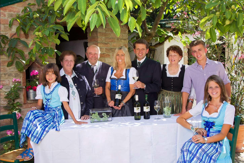 Die Familie Moser