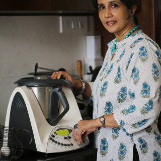 Deeba Rajpal & Passionate About Baking