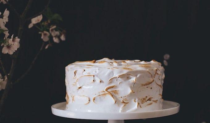 Flash Fiction | Lemon Meringue cake
