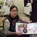 Ozzy Osbourne and Beatles CDs