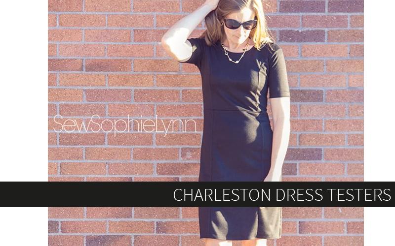 Charleston Dress Testers