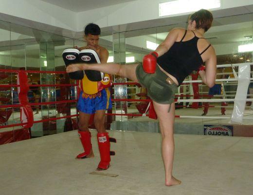 Muay Thai- Bangkok, Thailand-10