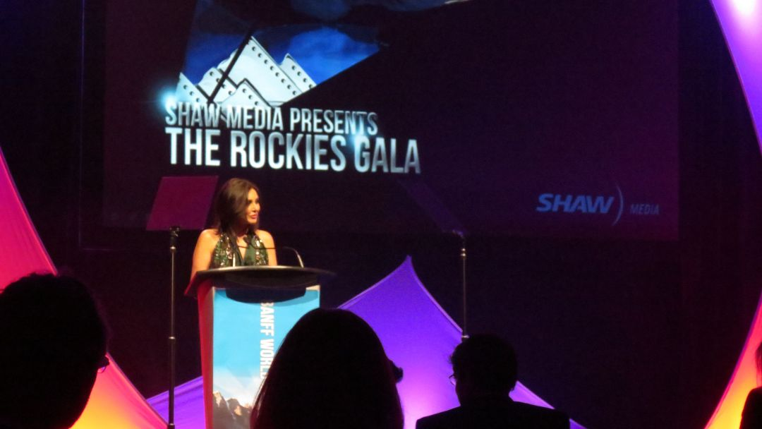 The Rockies Awards Gala- Banff World Media Festival 2012