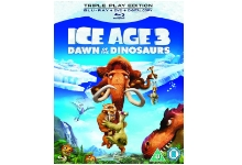 Ice Age 3 Blu Ray Review: Ice Age 3: Dawn of the Dinosaurs