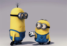 Despicable Me New Teaser Trailer for Despicable Me