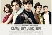 Cemetery Junction Poster 220x150 New Cemetery Junction Poster