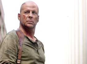 Die Hard Bruce Willis UK Trailer for Die Hard 5   A Good Day to Die Hard