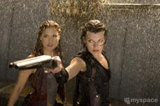 New Images from Resident Evil: Afterlife