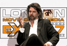 RonMooreExpoThumb 220x150 Exclusive: MCM Expo   Ronald D Moore Interview