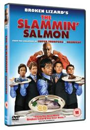 The Slammin Salmon Win a Copy of The Slammin Salmon on DVD