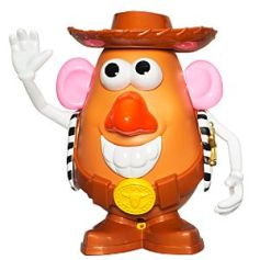 Mr Potato Head Woody