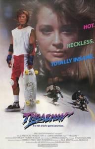 Thrashin poster 192x300 Video Vault: Thrashin'