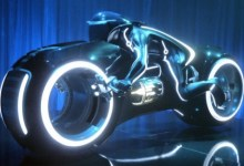 tron legacy light cycle 1 220x150 Breathtaking Tron: Legacy Motion Poster