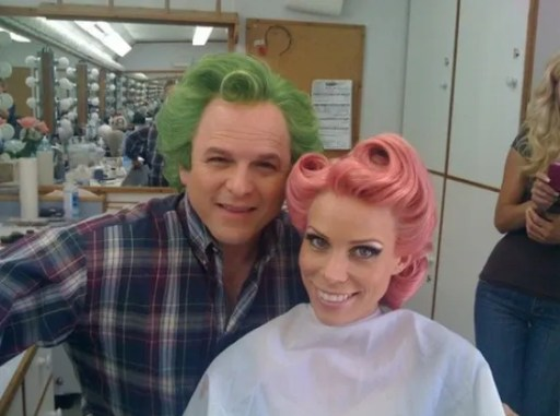 fiarly odd parents makeup The Fairly OddParents Are Going Live: First Photo Released