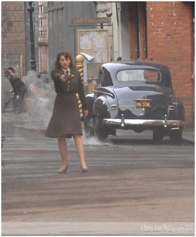 Hayley Atwell - Captain America