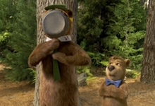 yogi bear trailer New Yogi Bear 3D Trailer