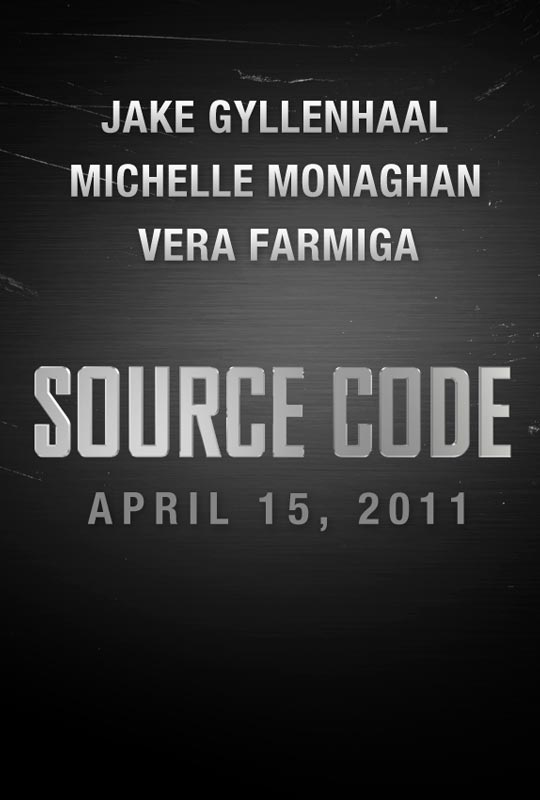 Source Code First Trailer & Poster For Source Code