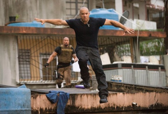 Fast Five2 The First Trailer for Fast Five + New Images