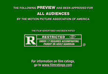 Movie Trailer Green Intro December Movie Trailer Round Up