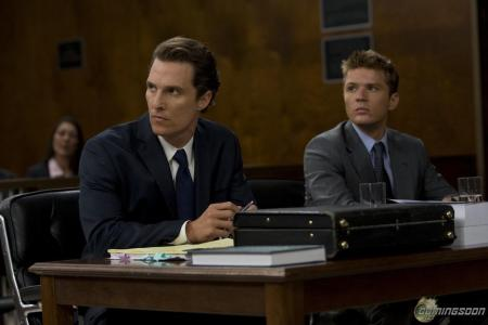 The Lincoln Lawyer6 450x300 Performance Capture: Our Favourite Matthew McConaughey Roles