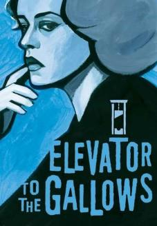 elevator poster2 416x600 Not In The English Language #1.   Ascenseur Pour L'Echafaud