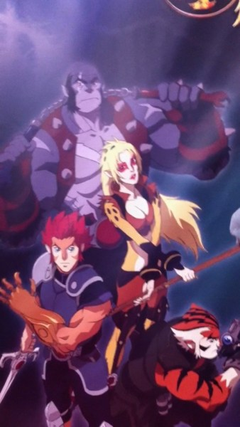 Thundercats New Look 338x600 First Look At New ThunderCats Cartoon