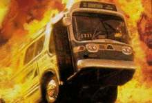 speed bus 220x150 Top Five Movie Buses