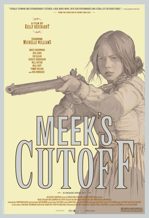 meeksweb Meeks Cutoff Poster