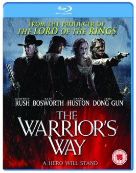 The Warriors Way The Warriors Way Blu ray Review