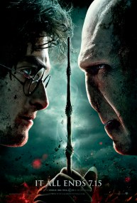 harry potter deathly hallows part 2 poster 405x600 The First Trailer for Harry Potter and the Deathly Hallows: Part 2
