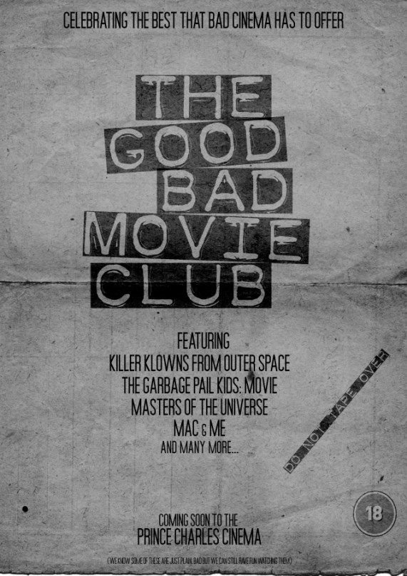 goodbadmovie1 Win a Season Pass to The Prince Charles Cinemas GOOD BAD MOVIE CLUB!