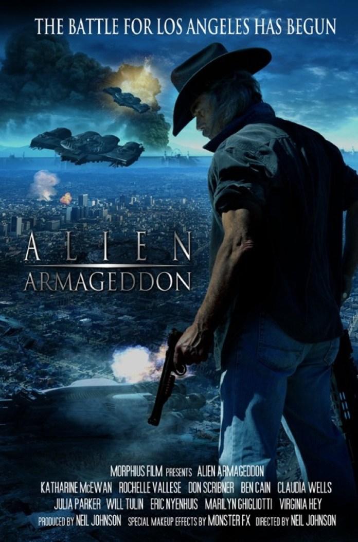 Alien Armageddon Trailer + Poster & Images