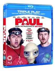 Paul Blu ray 3d Review Paul and Win a Blu ray Player with Film@Home