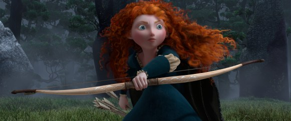 merida 900x375 First Official Image from Disney Pixars Brave