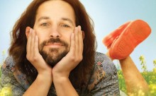 our idiot brother poster e1308947536279 220x136 Great Cast, Terrible Poster    Our Idiot Brother Steps Up
