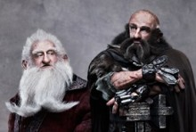 The Hobbit e1310744757304 220x148 The Hobbit Gives us More Dwarves   Balin and Dwalin
