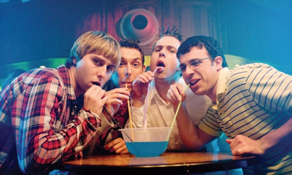 The Inbetweeners lr 585x350 The Inbetweeners 2 to Begin Shooting this Week