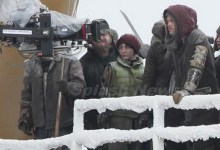 World War Z Set Photo 1 220x150 First Set Photos from Cornwall Show Brad Pitt in World War Z