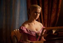 Alice Eve The Raven 220x150 Lovely Hi Res Look At Alice Eve In The Raven With John Cusack