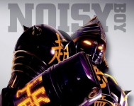 Real Steel Poster Noisy Boy e1315927257163 189x150 Four New Robot Character Posters for Real Steel