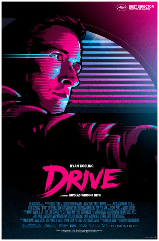 Drive fan made poster Very Cool Fan Made Poster For Drive